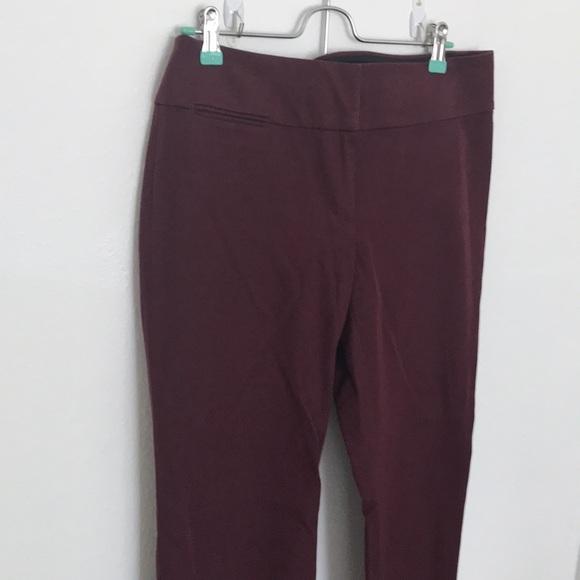 LOFT Pants - Straight pants Julie fit